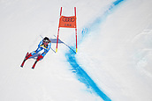 February 5th 2019, Are, Northern Sweden;  Sofia Goggia of Italy competes in womens super-G during the FIS Alpine World Ski Championships on February 5, 2019 in Are.