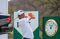 Hideto Tanihara (JPN) during the first round at the Nedbank Golf Challenge hosted by Gary Player,  Gary Player country Club, Sun City, Rustenburg, South Africa. 08/11/2018 <br /> Picture: Golffile | Tyrone Winfield<br /> <br /> <br /> All photo usage must carry mandatory copyright credit (&copy; Golffile | Tyrone Winfield)
