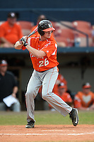 Bowling Green Falcons Cody Callaway (26) during a game against the Illinois State Redbirds on March 11, 2015 at Chain of Lakes Stadium in Winter Haven, Florida.  Illinois State defeated Bowling Green 8-7.  (Mike Janes/Four Seam Images)