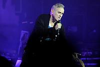 SÃO PAULO,SP,02.12.2018 - SHOW-SP - O cantor e compositor britânico Morrissey, durante apresentação na casa de show Espaço das Américas, no bairro da Água Branca na região oeste da cidade de São Paulo, neste domingo, 02. (Foto: Dorival Rosa/Brazil Photo Press)