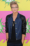 Cody Simpson arriving at the 2013 Nickelodeon Kid's Choice Awards, held at the USC Galen Center in Los Angeles, CA. on March 23, 2013.
