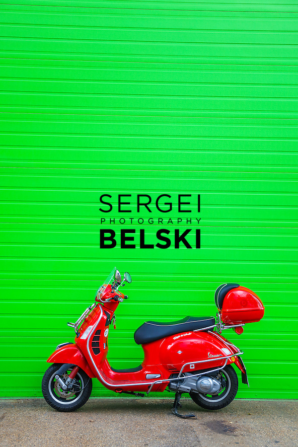 My Vespa Adventures Scooter Club Ride. Photo Credit: Sergei Belski