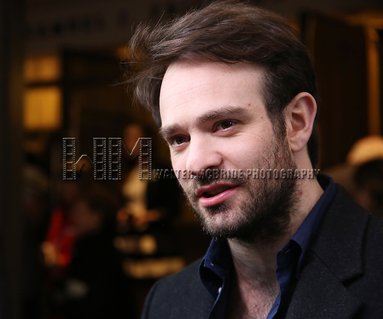 Charlie Cox attends the Broadway Opening Night performance of 'The Father'  at The Samuel J. Friedman Theatre on April  14, 2016 in New York City.