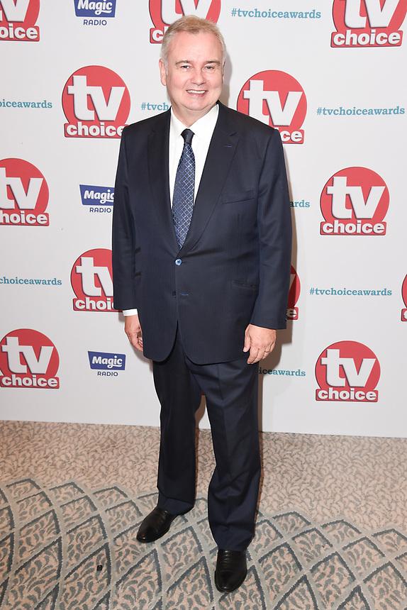 Eamonn Holmes<br /> arriving for the TV Choice Awards 2017 at The Dorchester Hotel, London. <br /> <br /> <br /> ©Ash Knotek  D3303  04/09/2017