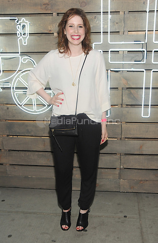 New York, NY- June 17: Vanessa Bayer attends the 2014 Summer Party presented by Coach at friends of the Highline at the  Highline on June 17, 2014 in New York City .Credit: John Palmer/MediaPunch