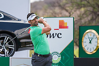 Lee Slattery (ENG) during the first round at the Nedbank Golf Challenge hosted by Gary Player,  Gary Player country Club, Sun City, Rustenburg, South Africa. 08/11/2018 <br /> Picture: Golffile | Tyrone Winfield<br /> <br /> <br /> All photo usage must carry mandatory copyright credit (&copy; Golffile | Tyrone Winfield)