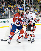 090320-Hockey East Semi-Final - Lowell vs. Northeastern