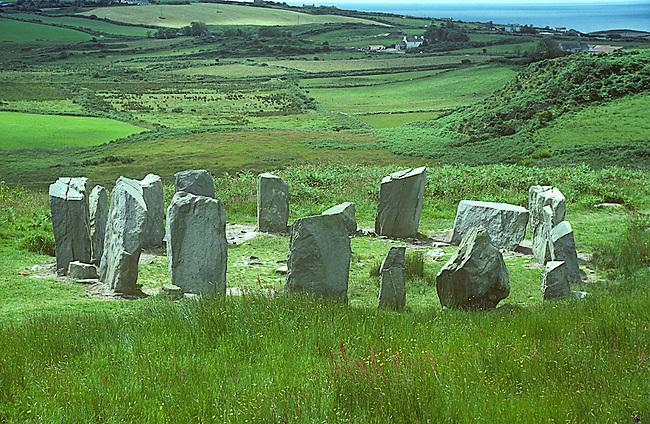 Stone Circle, County Cork, Ireland