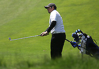 20 May, 2010:  Middle Tennessee State's Kent Bulle chips his ball on the green of hole nine during the NCAA Division I Regionals tournament Thursday at Gold Mountain Golf Course in Bremerton, WA.