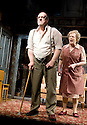 Enjoy by Alan Bennett,directed by Christopher Luscombe. With Alison Steadman as Connie Craven,David Troughton as Wilfred Craven.Opens at The Gielgud Theatre  on  2/2/09. CREDIT Geraint Lewis