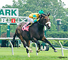 Guts and Glory winning at Delaware Park on 7/18/16