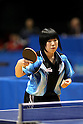 Misato Niwa, JANUARY 20, 2011 - Table Tennis : All Japan Table Tennis Championships, Women's Singles at Tokyo Metropolitan Gymnasium, Tokyo, Japan. (Photo by Daiju Kitamura/AFLO SPORT) [1045]..