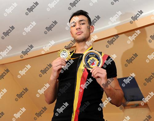 2012-03-14 / Boksen / seizoen 2011-2012 / Yassine Aydir..Foto: Mpics.be