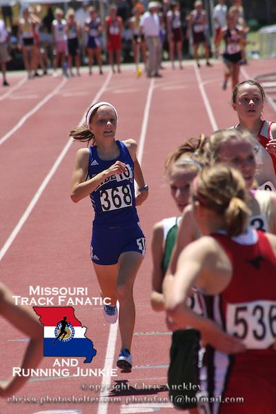 The 2009 MSHSAA Missouri State High School Track & Field Championships.