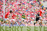 Anthony Maher Kerry v  Cork in the Munster Senior Football Final in Fitzgerald Stadium in Killarney on Sunday.