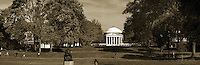 uva lawn rotunda
