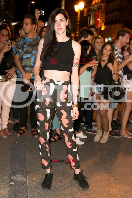 Biranda Fitz James Stuart attends the party of Nike and Roberto Tisci at the Casino in Madrid, Spain. September 15, 2014. (ALTERPHOTOS/Carlos Dafonte) /NortePhoto.com