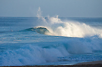 Haleiwa Hawaii, (Wednesday November 16, 2010) . Backdoor barrel. Photo: joliphotos.com
