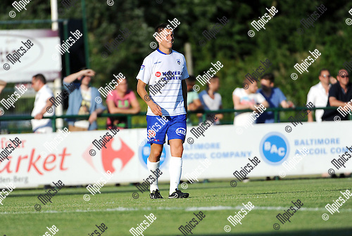 2015-07-01 / Voetbal / seizoen 2015-2016 / KSK Heist / David Wijns<br /><br />Foto: Mpics.be