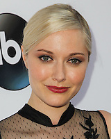 HOLLYWOOD, LOS ANGELES, CA, USA - SEPTEMBER 21: Georgina Haig arrives at the Los Angeles Screening Of ABC's 'Once Upon A Time' Season 4 held at the El Capitan Theatre on September 21, 2014 in Hollywood, Los Angeles, California, United States. (Photo by Celebrity Monitor)