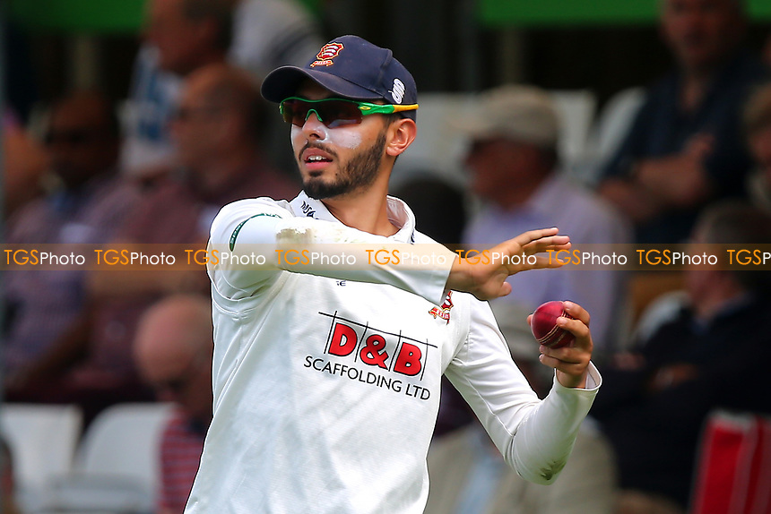 Aron Nijjar of Essex during Essex CCC vs West Indies, Tourist Match Cricket at The Cloudfm County Ground on 1st August 2017