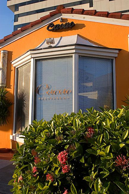 Cacao Restaurant, Miami, Florida