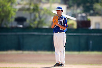 BASEBALL - POLES BASEBALL FRANCE - TRAINING CAMP CUBA - HAVANA (CUBA) - 13 TO 23/02/2009 - SAAD ANOUAR (FRANCE)