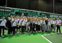 13-02-14, Netherlands,Rotterdam,Ahoy, ABNAMROWTT, Sjeng Schalken<br /> Photo:Tennisimages/Henk Koster
