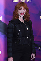 NEW YORK, NEW YORK - MAY 13: Christina Hendricks attends the People & Entertainment Weekly 2019 Upfronts at Union Park on May 13, 2019 in New York City. <br /> CAP/MPI/IS/JS<br /> ©JS/IS/MPI/Capital Pictures
