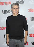 NEW YORK, NEW YORK - JANUARY 09: Michael Imperioli attends the 'The Sopranos' 20th Anniversary Panel Discussion at SVA Theater on January 09, 2019 in New York City. Credit: John Palmer/MediaPunch