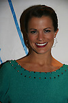 All My Children's Melissa Claire Egan at Marcia Tovsky's Holiday/Bon Voyage Party for AMC on December 1, 2009 at Nikki Midtown, New York City, New York. (Photo by Sue Coflin/Max Photos)