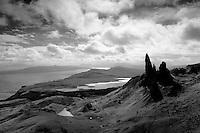 The Old Man of Storr, Isle of Skye, Inner Hebrides, Highland