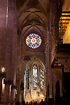 Chapel of Santissim i Sant Pere by Barcelo, Cathedral, Palma de Mallorca - Majorca, Spain