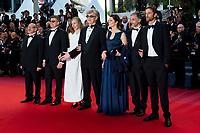 Alessandro Lo Monaco -  Andrea Gambetta - David Rosier - Donata Wenders - Wim Wenders - Ignazio Oliva<br /> 13-05-2018 Cannes <br /> 71ma edizione Festival del Cinema <br /> Foto Panoramic/Insidefoto