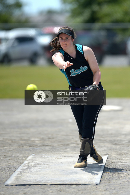 NELSON, NEW ZEALAND December 8: Club Softball, Saxton Diamonds, Nelson, New Zealand. Saturday 8 December 2018 (Photos by: Barry Whitnall Photography