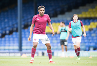 Oladapo Afolayan, West Han U21's during Southend United vs West Ham United Under-21, EFL Trophy Football at Roots Hall on 8th September 2020