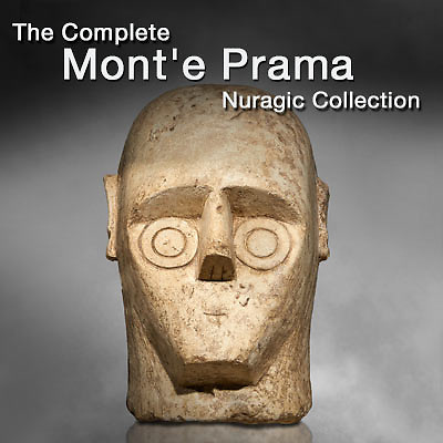 Pictures & images of Prehistoric Giants of Mont'e Prama Statues antiquities