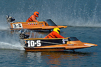 10-S and 3-S    (Outboard Hydroplane)