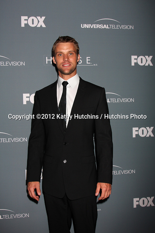 LOS ANGELES - APR 20:  Jesse Spencer arrives at the House Series Finale Wrap Party at Cicada on April 20, 2012 in Los Angeles, CA