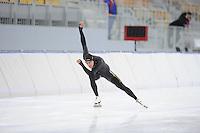 SPEEDSKATING: SOCHI: Adler Arena, 19-03-2013, Training, Kjeld Nuis (NED), © Martin de Jong