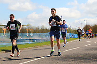Cambridge Cambourne 10K and Fun Run at Cambourne Business Park, near Cambridge, England on April 2nd 2017<br /> <br /> Photo by Keith Mayhew
