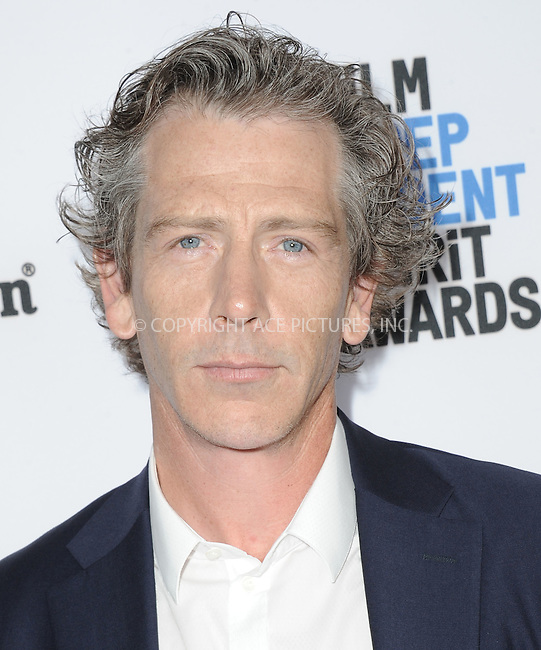 WWW.ACEPIXS.COM<br /> <br /> January 9 2016, New York City<br /> <br /> Ben Mendelsohn arriving at the 2016 Film Independent Filmmaker Grant and Spirit Award Nominees Brunch at BOA Steakhouse on January 9, 2016 in West Hollywood, California. <br /> <br /> By Line: Peter West/ACE Pictures<br /> <br /> <br /> ACE Pictures, Inc.<br /> tel: 646 769 0430<br /> Email: info@acepixs.com<br /> www.acepixs.com