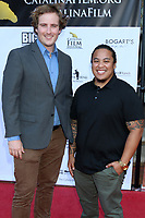 LOS ANGELES - SEP 27:  Seamus Finnegan, Shaun Dikilato at the 2019 Catalina Film Festival - Friday at the Catalina Bay on September 27, 2019 in Avalon, CA