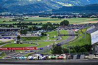 #21 DRAGONSPEED (USA) ORECA 05 NISSAN LMP2 HENRIK HEDMAN (SWE) NICOLAS LAPIERRE (FRA) BEN HANLEY (GBR) START OF THE RACE RACE