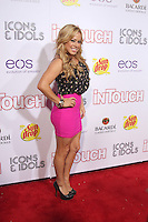 """LOS ANGELES - SEP 6:  Sabrina Bryan arrives at the """"Icons and Idols"""" Party  at Chateau Marmont on September 6, 2012 in Los Angeles, CA"""