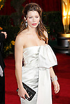 Jessica Biel arrives at the 81st Annual Academy Awards held at the Kodak Theatre in Hollywood, Los Angeles, California on 22 February 2009