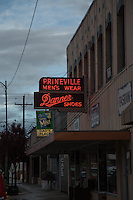 Prineville Mens Wear in Prineville Oregon