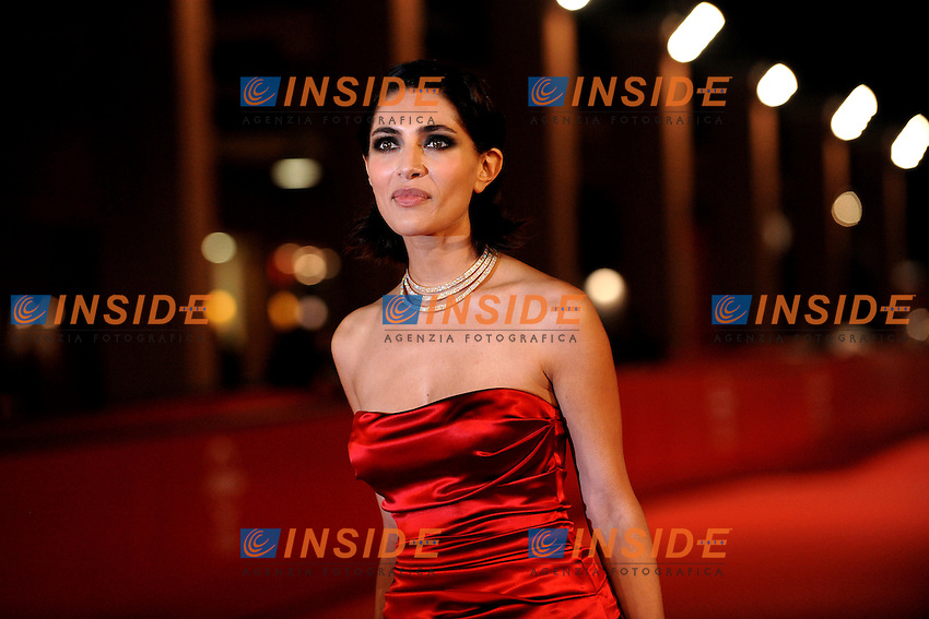Caterina Murino<br /> Third edition of the Rome International film festival<br /> Roma 26/10/2008 <br /> Red Carpet  'The Garden of Eden&quot;<br /> Photo Andrea Staccioli Insidefoto