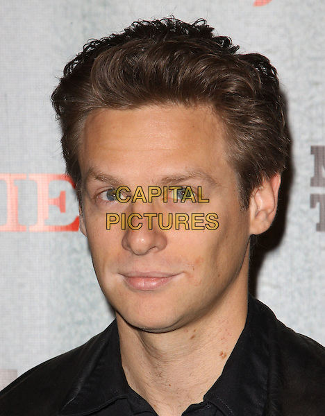 "JACOB PITTS .FX's ""Justified"" - Los Angeles Premiere Screening held At The Director Guild Of America, West Hollywood, California, USA..March 8th, 2010.headshot portrait black .CAP/ADM/KB.©Kevan Brooks/AdMedia/Capital Pictures."
