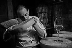 Binn, septembre 2016, Marco Inderschmitten, cuisinier© sedrik nemeth